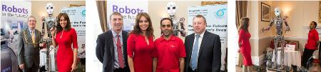 Carol Vorderman launches Run for the Future 2013