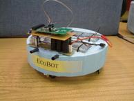 EcoBot II fully assembled